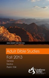Adult Bible Studies Fall 2013 Student - Regular Print - eBook