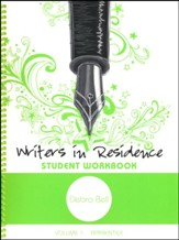 Writers in Residence Volume 1 Extra Student Workbook