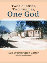 Two Countries, Two Families, One God - eBook