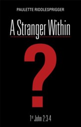 A Stranger Within - eBook