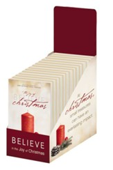 Believe: The Joy of Christmas 25-Pack
