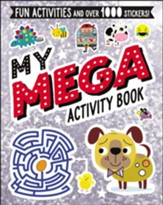 My Mega Activity Sticker Book