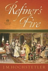 Refiner's Fire, American Patriot Series, #6