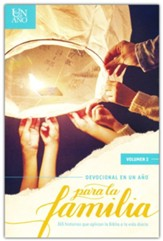 Devocional en un año para la familia, volumen 2  (One Year Family Devotions, Volume 2)