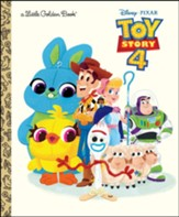 Toy Story 4 ,Little Golden Book