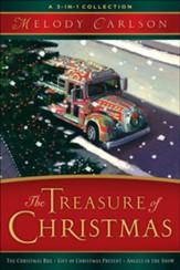 Treasure of Christmas, The: A 3-in-1 Collection - eBook