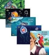 Mystery Island: Animal Pals Posters (pkg. of 5)