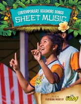 Mystery Island: Contemporary Sheet Music