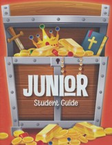 Mystery Island: ESV Junior Student Guides (pkg. of 10)