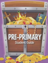Mystery Island: ESV Pre-Primary Student Guides (pkg. of 10)