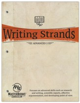 Writing Strands Advanced 2