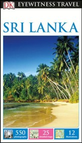 DK Eyewitness Travel Guide: Sri Lanka