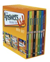 Answers Books for Kids Box Set