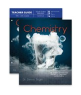 Chemistry: The Study of Matter From a Christian Worldview Kit (Student & Teacher Guide)