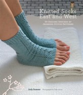 Knitted Socks East and West: 30 Designs Inspired by Japanese Stitch Patterns - eBook
