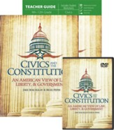 Civics and the Constitution: An American View of Law, Liberty, & Government Package