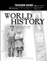World History, Teacher Guide Revised
