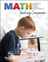 Math Lessons for a Living Education  Teaching Companion