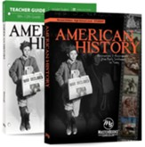 American History: Observations & Assessments from Early Settlement to Today, Student Book & Teacher Guide