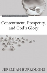 Contentment, Prosperity, and God's Glory - eBook