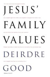 Jesus' Family Values - eBook