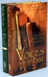 Voices of the Past: Puritan Devotional Readings, Vols. 1 & 2