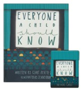 Everyone a Child Should Know Book  and Memory Cards - 2 Pack