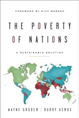 The Poverty of Nations: A Sustainable Solution - eBook