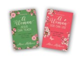 A Woman God Can Use / A Woman God Can Teach - 2 pack
