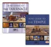 Rose Guide to the Tabernacle and Temple - Two Book Bundle