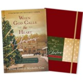 When God Calls the Heart at Christmas Devotional & Journal-2 Pack