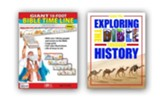Exploring the Bible Through History-Bible Timeline pack