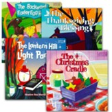 Lantern Hill Farm Holiday Collection - Board Books