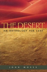 The Desert: An Anthology for Lent - eBook
