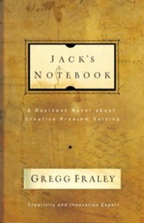 Jack's Notebook: A business novel about creative problem solving - eBook