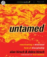Untamed Unabridged Audiobook on CD