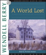 A World Lost: Unabridged Audiobook on CD