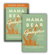 Mama Bear Apologetics--Book and Study Guide, 2 Volumes