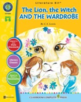 The Lion, the Witch and the  Wardrobe, Literature Kit Grade 5-6