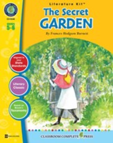 The Secret Garden, Literature Kit  Grade 5-6