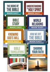 Made Easy 8-Book Bundle