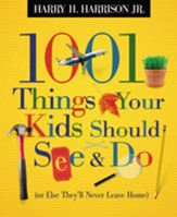 1001 Things Your Kids Should See and Do - eBook
