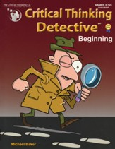 Critical Thinking Detective Beginning