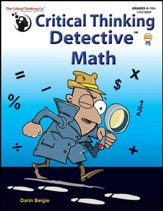 Critical Thinking Detective Math