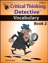 Critical Thinking Detective Vocabulary Book 2