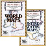 Olde World Style Maps Combo-Pak on CD-ROM