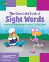 Complete Book of Sight Words
