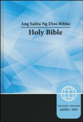 Tagalog, NIV, Tagalog/English Bilingual Bible, Hardcover