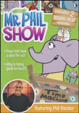 The Mr. Phil Show - Volume 2, DVD
