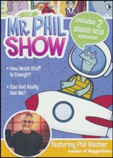 The Mr. Phil Show - Volume 3, DVD